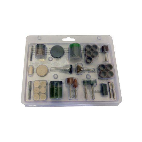 Polishing, Grinding, Sanding, Cutting Tools - 105 Piece Set