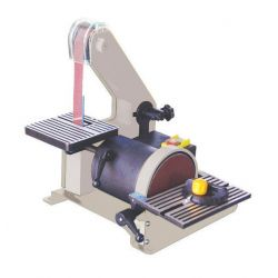 BDS 130 Belt & Disc Sander