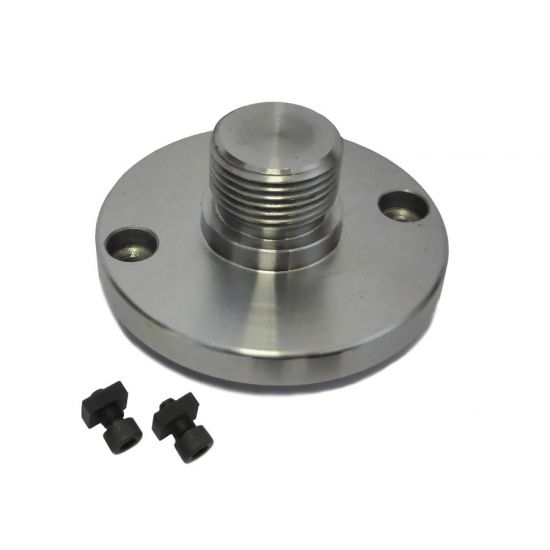 """Myford Backplate 3"""" Rotary Tables Chuck Adapter"""