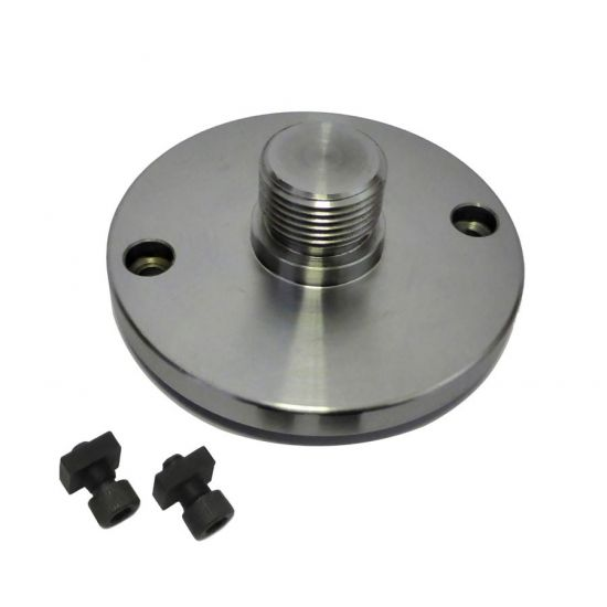 "Myford Backplate 100mm (4"") Rotary Table Chuck Adapter"