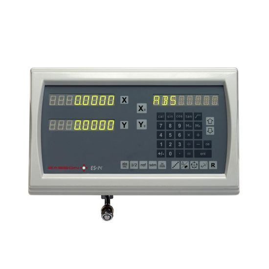 Digital Readout Counters DRO - For Glass Optical Scales
