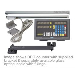 Warco DRO Digital Readout System - Counter