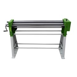 Bending Rolls - Manually Operated