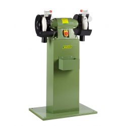 "Heavy Duty Industrial Polisher 8"" & Stand"