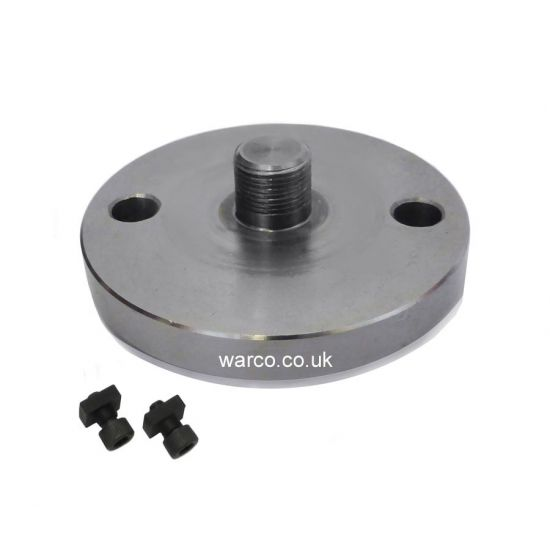 "Backplate for 2.75"" Rotary Tables Chuck Adapter"
