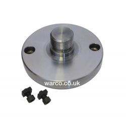 Myford Backplate for HV4 Rotary Table Chuck Adapter