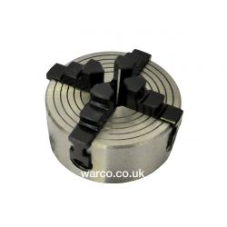 "4 Jaw Indpendent Chuck - 50mm for 2.75"" Rotary Table"