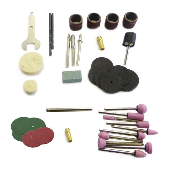 Multi Tool Grinder & Polisher 40 Piece Accessory Kit