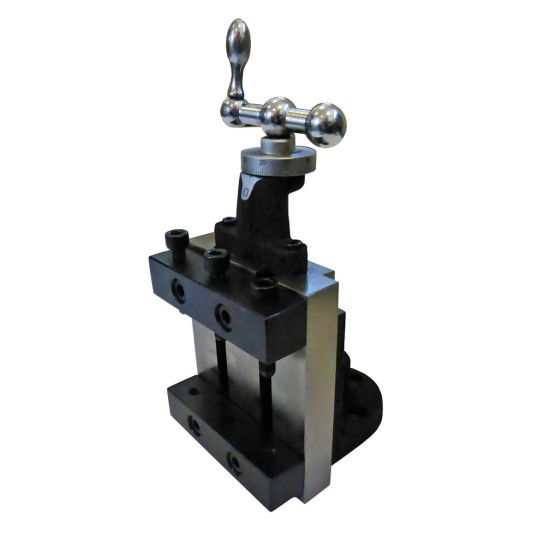Lathe Vertical Slide Milling Attachment