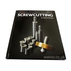 Screwcutting Book Hardback by Dr Marcus Bowman