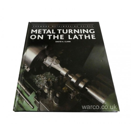 Book - Metal Turning on the Lathe