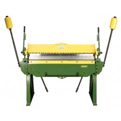 "48"" Heavy Duty Box and Pan Folder"