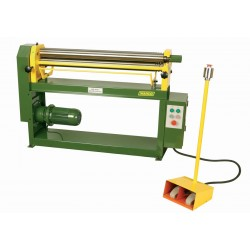 Bending Rolls - Motorized