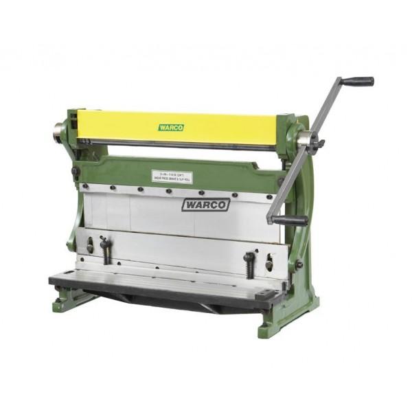 Formit Universal Sheet Metal Machine Bender Guillotine