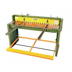 "Guillotine 52"" Sheet Metal Machine"