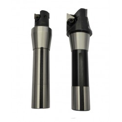 Indexable Milling Cutters End Mills - R8