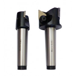 3MT Indexable End Mill