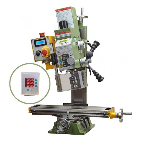 WM 14 Milling Machine With DRO