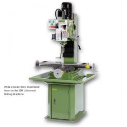 Milling Machine Tray - Extra Wide