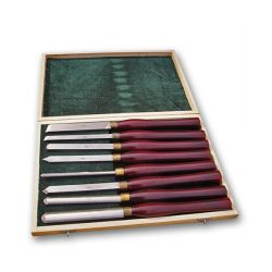 Lathe Chisel - Set of 8