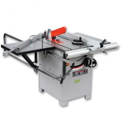 Sliding Table Wood Saw