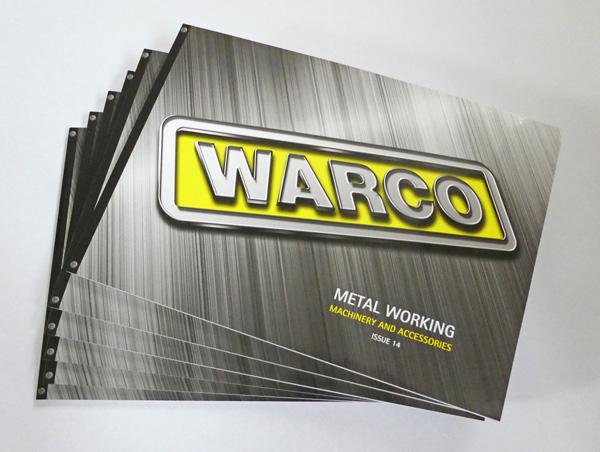 Warco Brochure