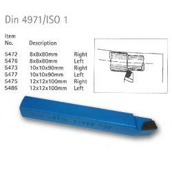 Carbide Tip Lathe Tool 30° Shoulder