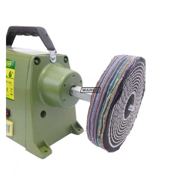 Polishing Attachment Polisher Wheel Mop 6 Quot Bench Grinder
