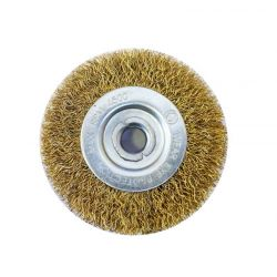 "Wire Brush Wheel - 3"" Small Bench Grinder"