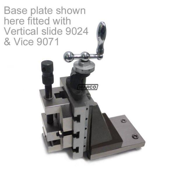 Warco Lathe Base Plate Cross Slide For Wm 280 Wm 290 Lathes