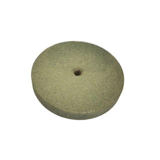 "Green Grit Grinding Stone - 6"" Bench Grinder"
