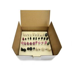 Polishing & Grinding Tool Set - 40 Piece