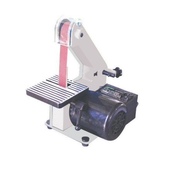 Bs 130 Bench Sander Small Electric Belt Wood Sanding Machine