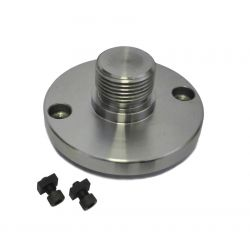 "Myford Backplate 3"" Rotary Tables Chuck Adapter"