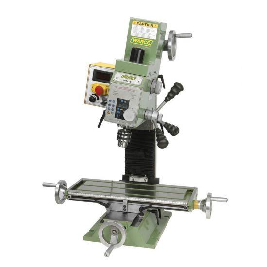 WM 16 Variable Speed Milling Machine