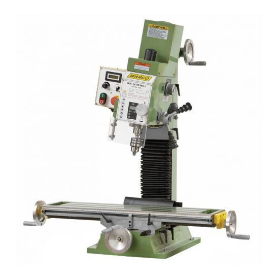 WM 18 Variable Speed Milling Machine