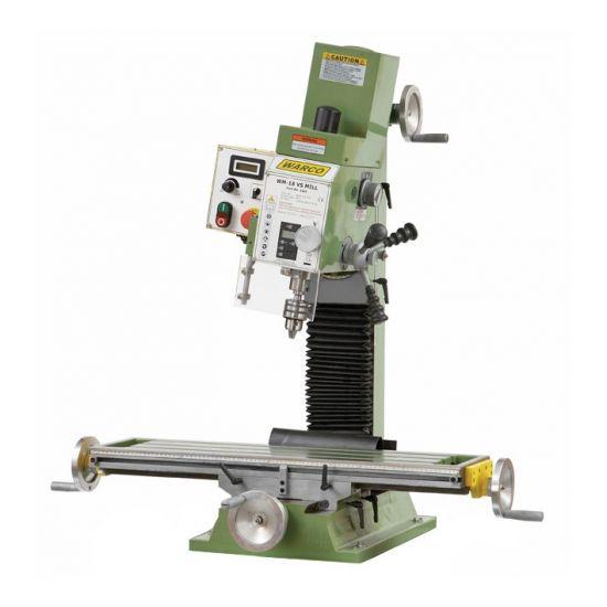 WM 18 Variable Speed Milling Machine