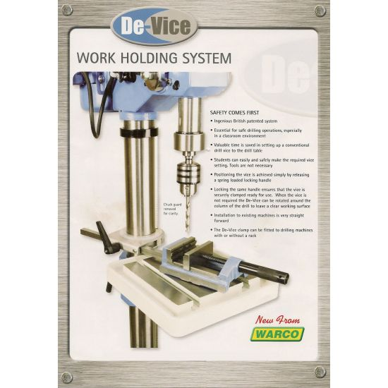 De-Vice Work Holding System