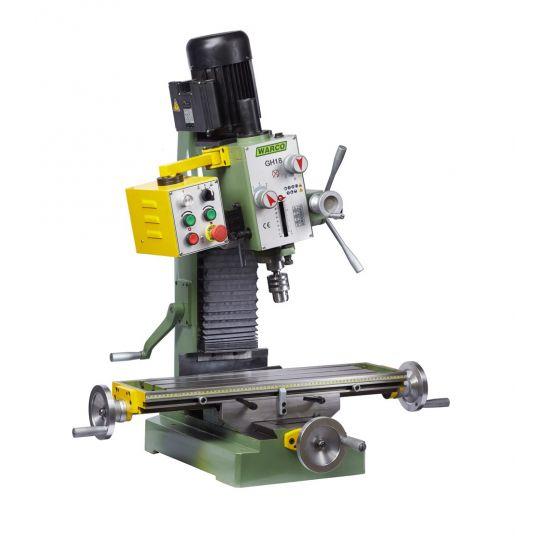 GH 18 Gear Head Milling Machine