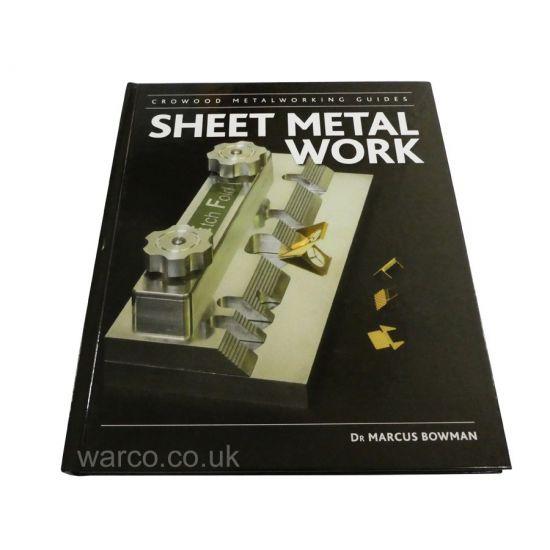 Sheet Metal Work Book Hardback Forming Amp Fabrication Guide