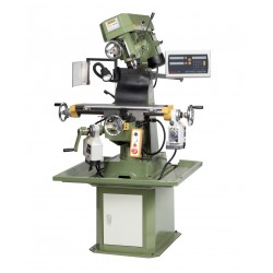 VMC Milling Machine - Turret Mill