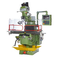 WM 40 Milling Machine - Turret Mill