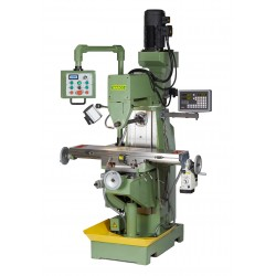 WM 50 Milling Machine - Horizontal & Vertical Mill