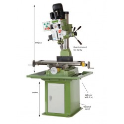 Major GH Milling Machine