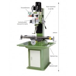 GH Universal Milling Machine