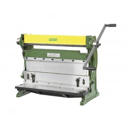 Formit - 3 in 1 Universal Sheet Metal Machine