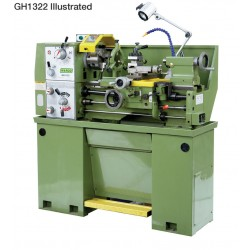 GH1330 Gear Head Lathe