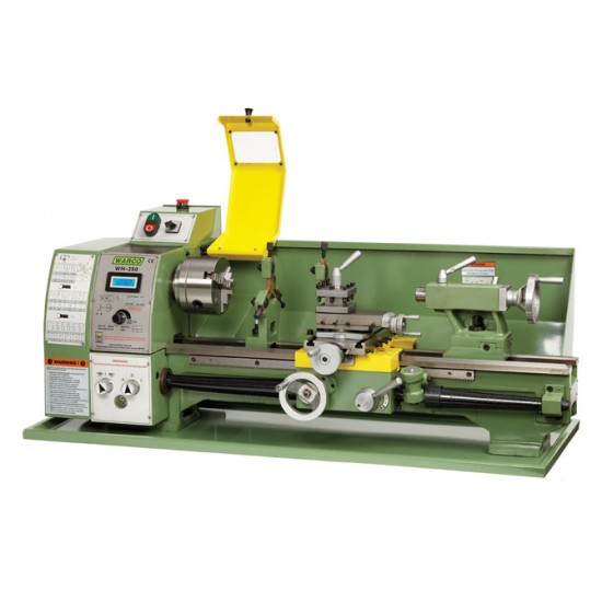WM-250 Variable Speed Lathe