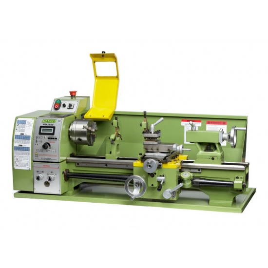 WM 250V Variable Speed Lathe