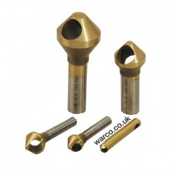 Countersink & Deburring Set - 5 Piece 82°